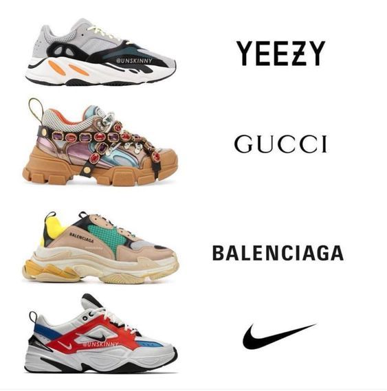 new nikes that look like balenciaga