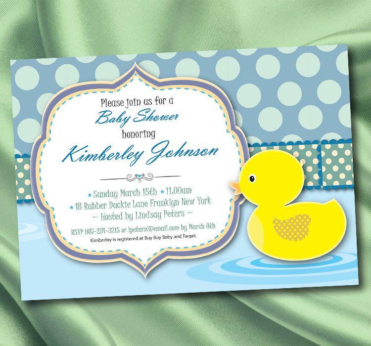 free printable baby shower invitations  free printable baby, Baby shower