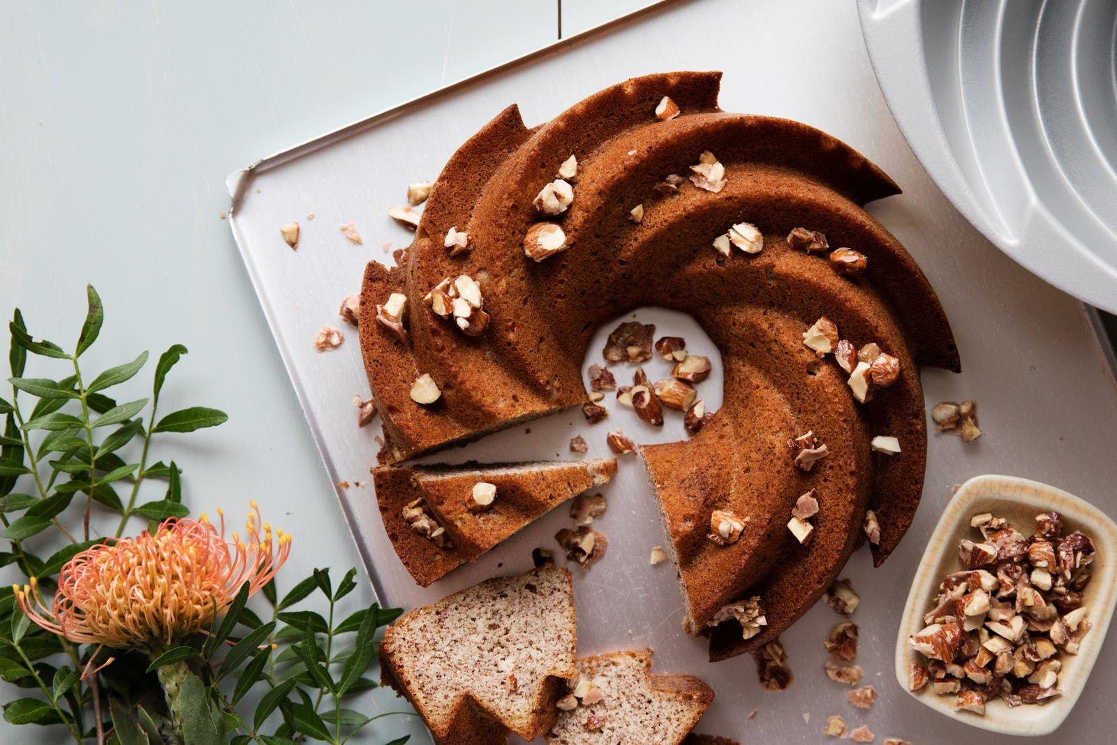 Keto Gingerbread Bundt Cake