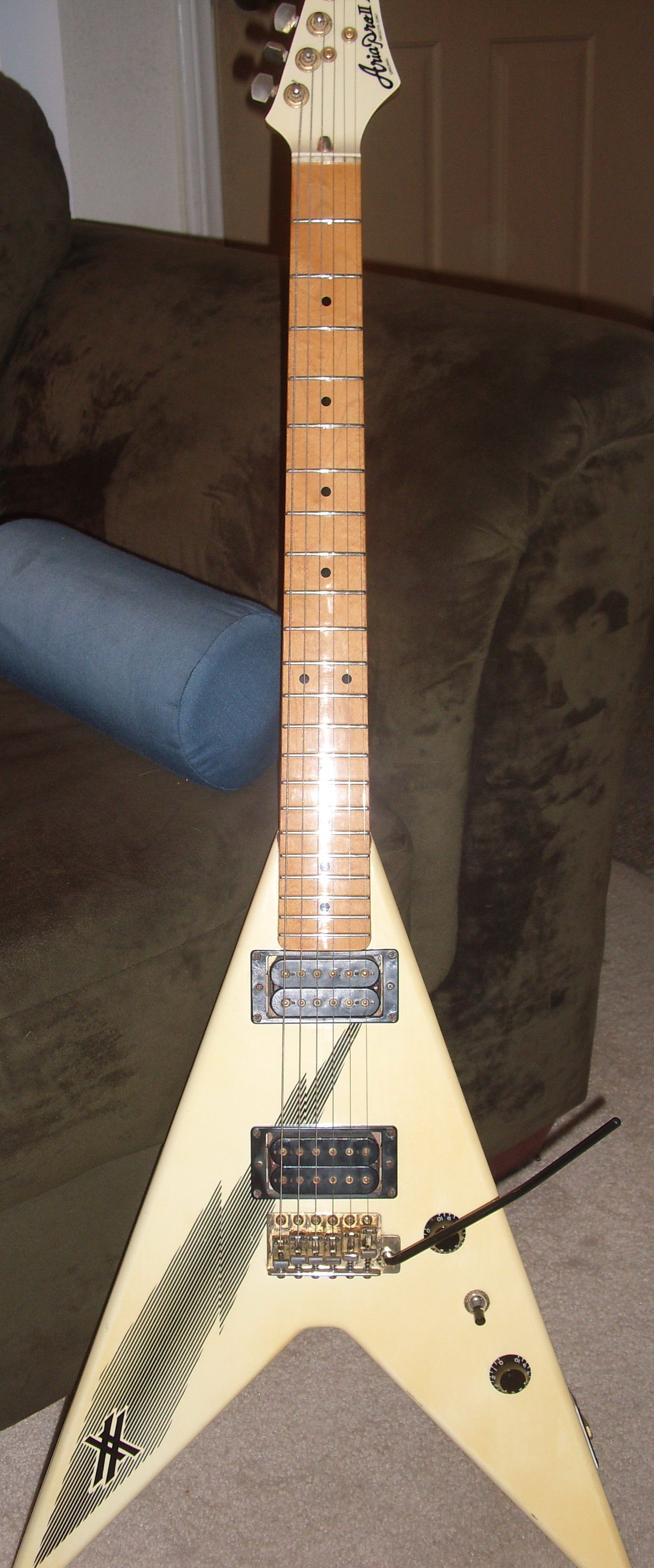 Thunderhorse guitar sweepstakes contest