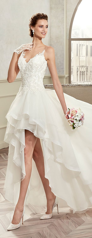 Short wedding dresses colet collection wedding dress
