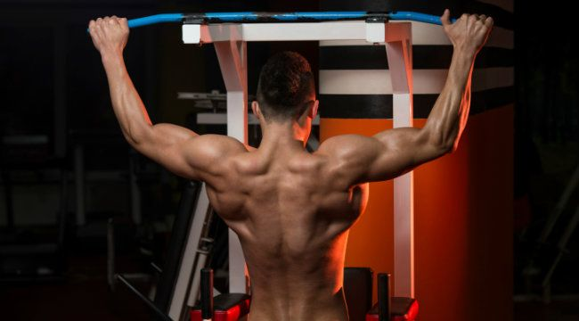 6 moves for sick lats | lats muscle, muscle fitness and muscles, Human Body