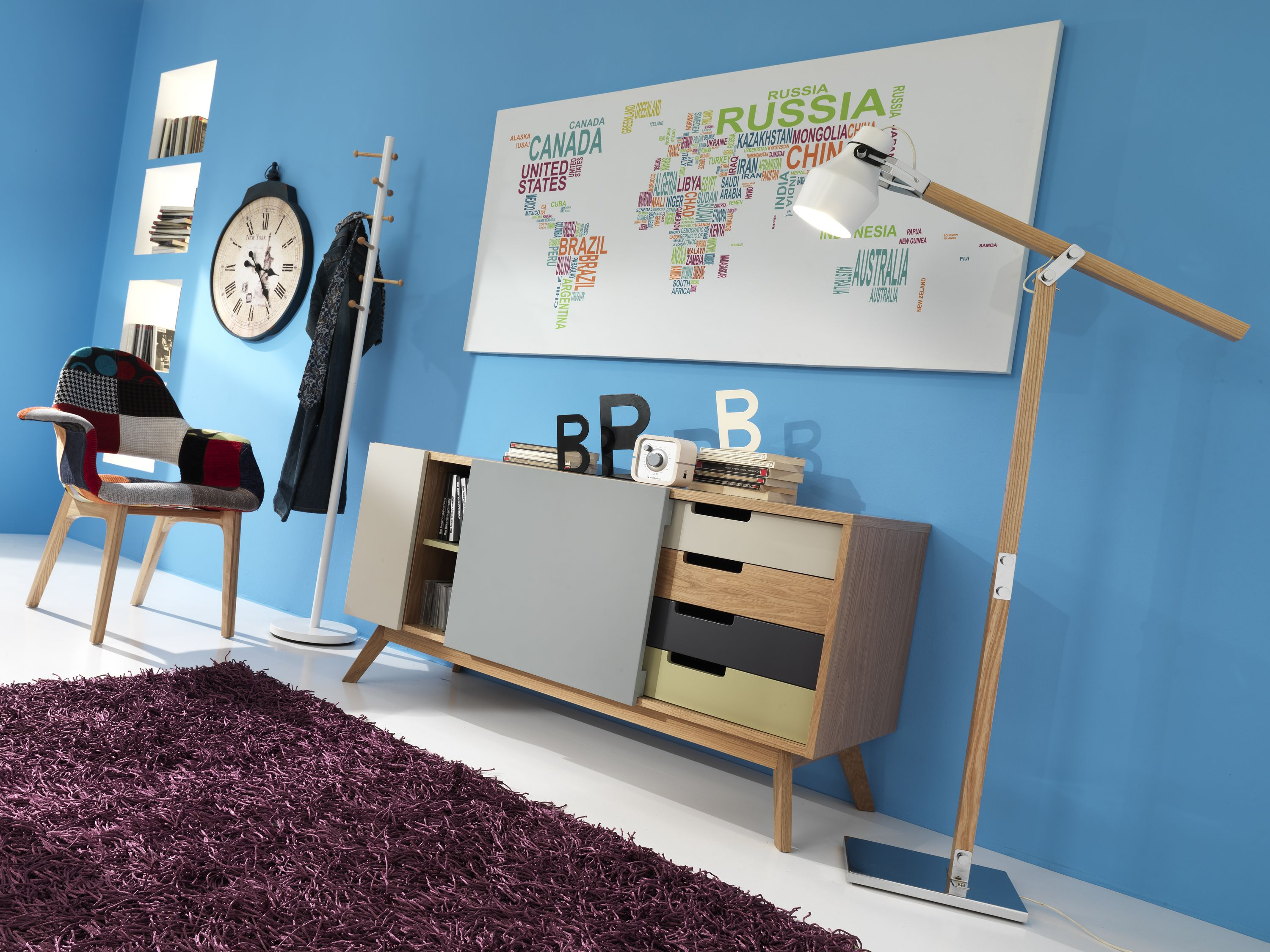 Mobili Tomasucci ~ Sideboard kyra colours wood collection pinterest woods