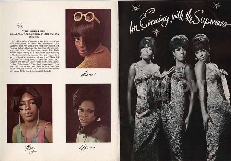 And now ladies and gentlemen The Supremes | My Favorite Singers And