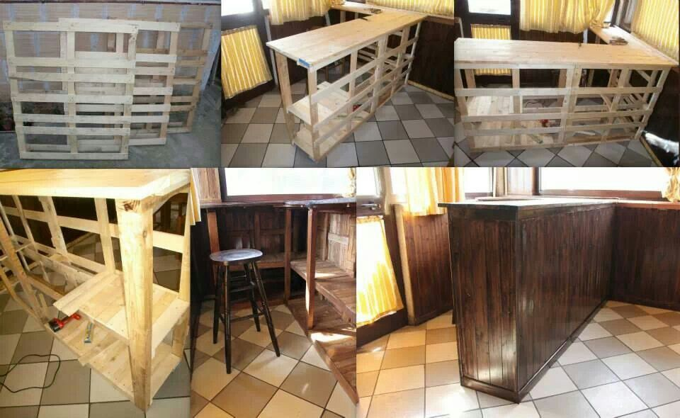 pallet furniture | home | pinterest | mobili, pallet e mobili con ... - Mobili Pallet Interior Design