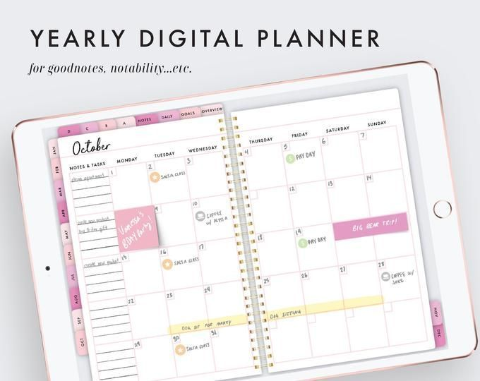 Digital Stickers, digital sticky note, goodnotes, digital planner,nota