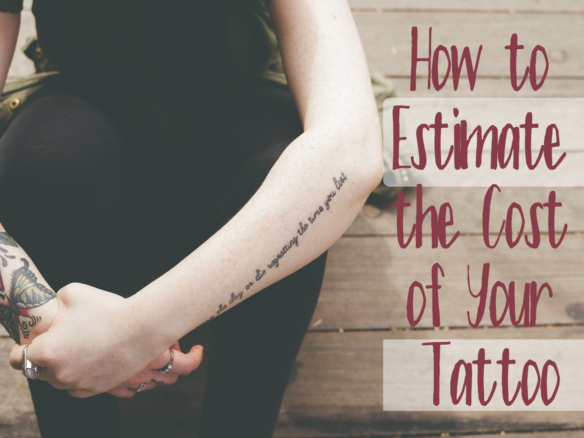 How much does a tattoo cost wrist tattoos for guys