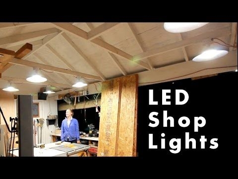 Upgrade Your Shop Lighting With Led Technology Led Shop Lights