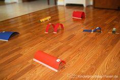 Indoor Minigolf für Kinder | Selber bauen