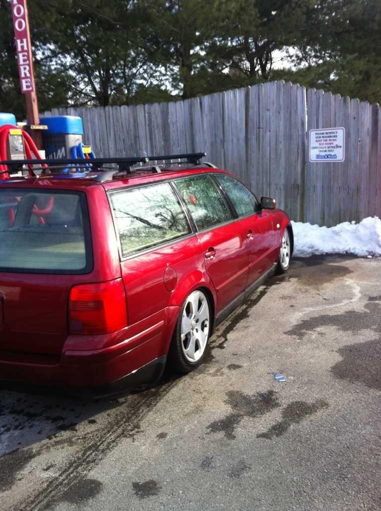 Fs 2001 Passat Wagon V6 It S Really Low Look Volkswagen Polo Volkswagen Golf Mk2 Vw Wagon