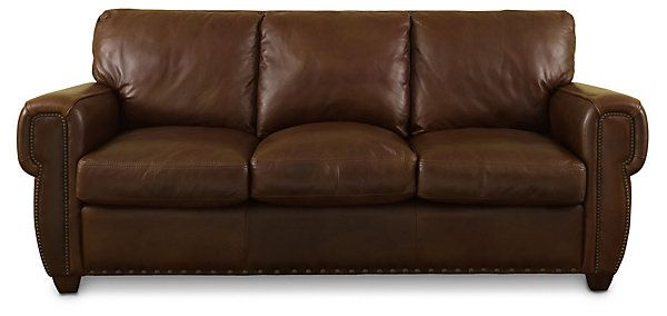 One Kings Lane   Elegant Upholstery   Denver Sleeper Sofa, Queen