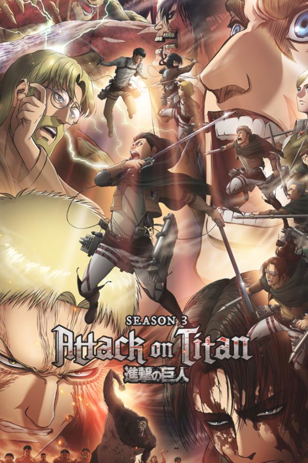 Crunchyroll Crunchyroll Sets Launch Time For Attack On Titan Season 3 Part 2 Attack On Titan Season Attack On Titan Attack On Titan Levi