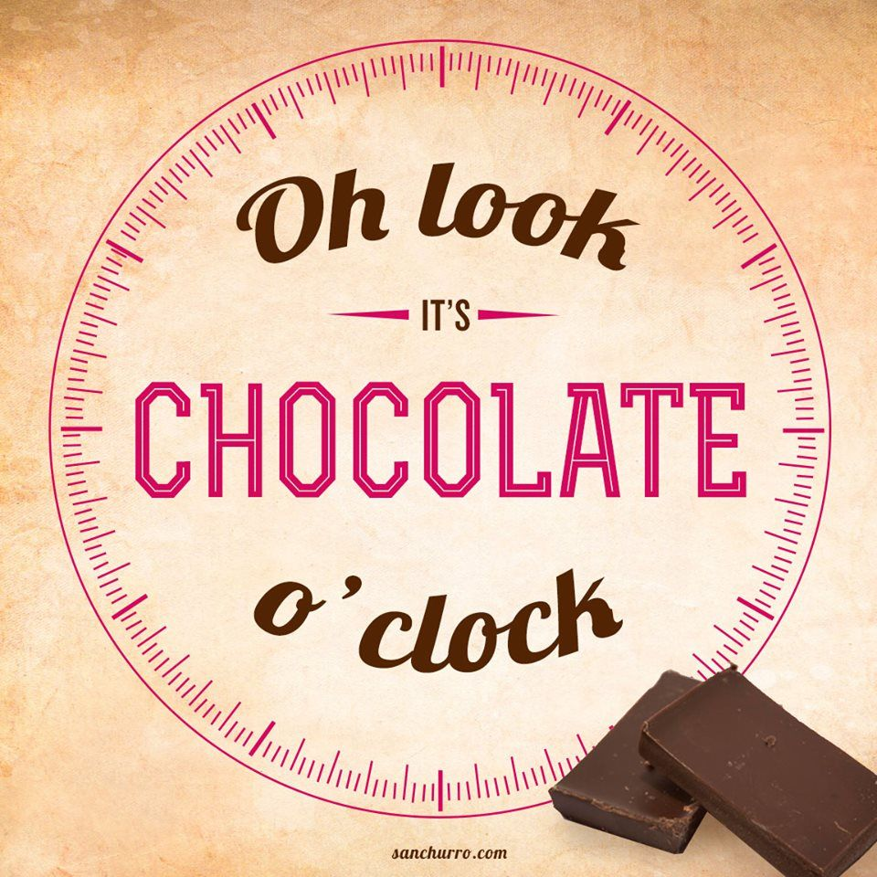 Oh look its chocolate time... all the time | yummies | Pinterest ...