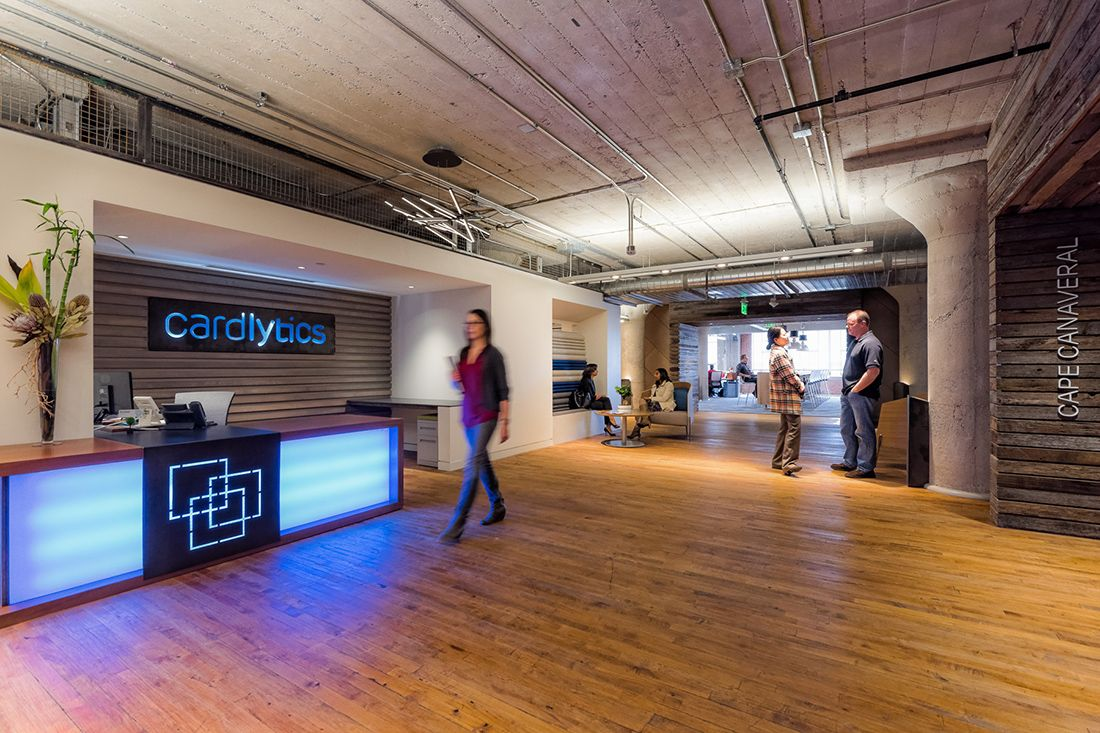 Inside Cardlytics New Atlanta Office New Atlanta Architect