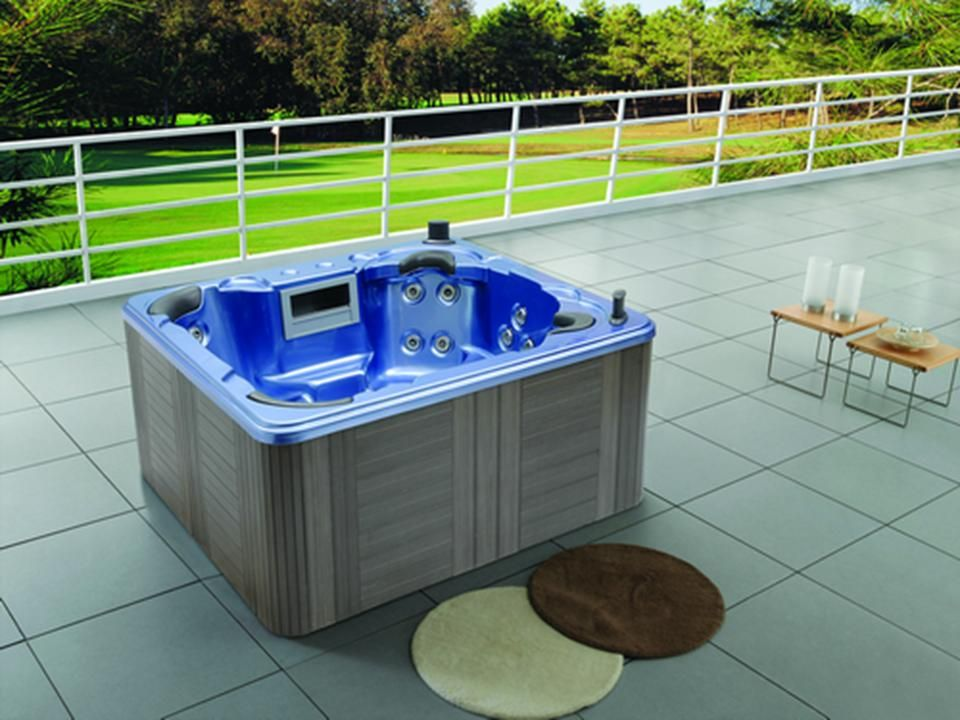 Outdoor Hot Tubs for Sale – Relax in Your Backyard | Outdoor Spa ...