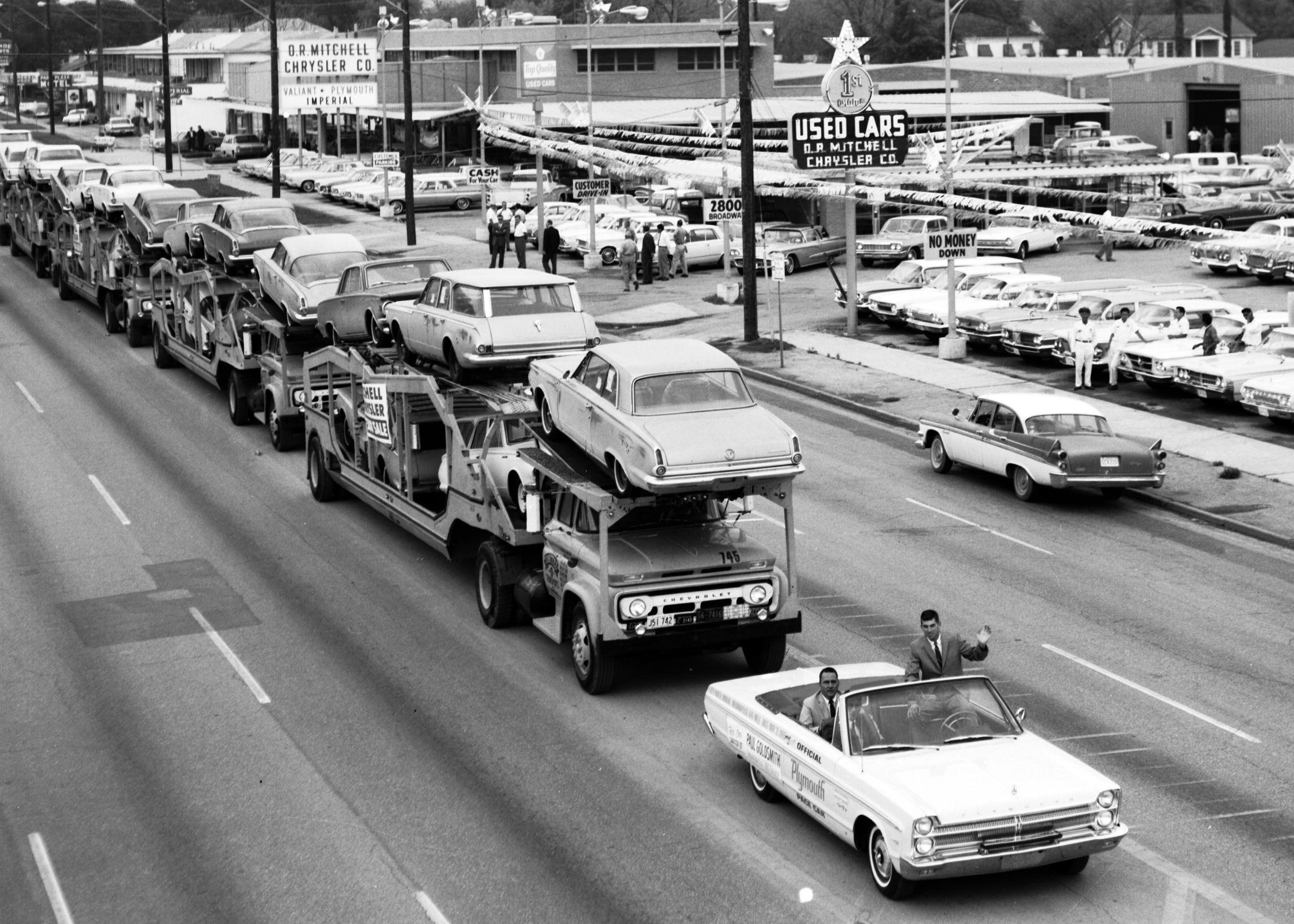 San Antonio Texas 1965 Car Carriers Gmc Trucks Used Cars Trucks