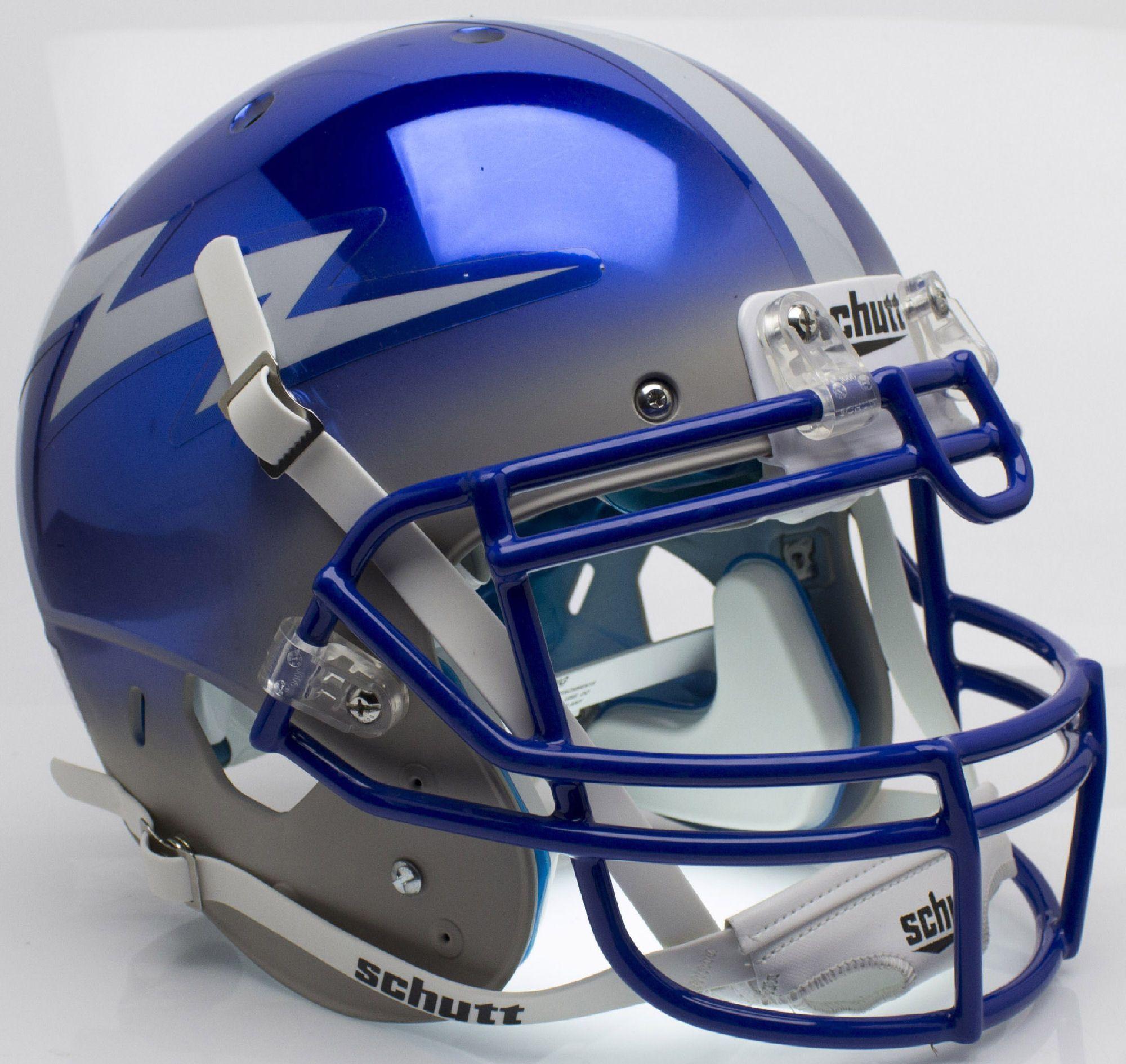 Air Force Falcons Authentic Schutt XP Full Size Helmet