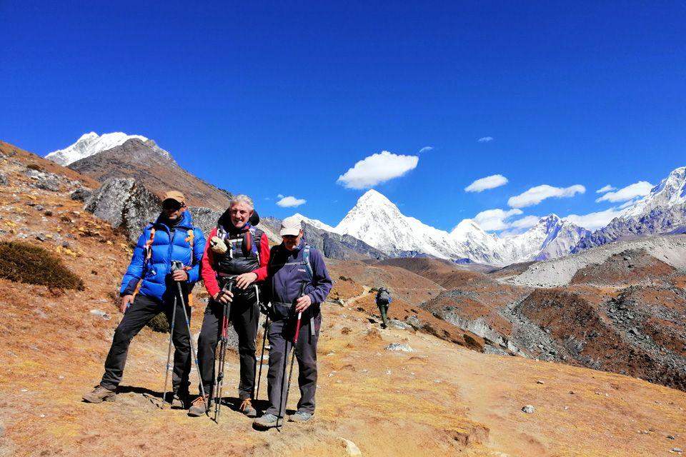 Everest base camp trek everest base camp trek trekking
