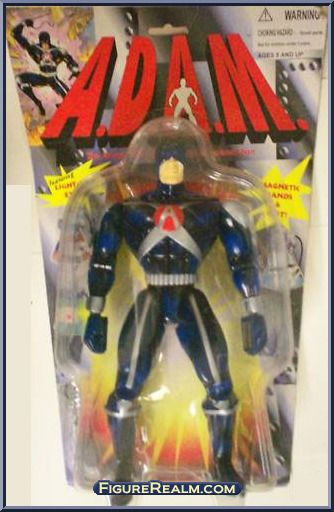 A.D.A.M. from A.D.A.M. - Basic Series manufactured by Toy Man [Front]1997