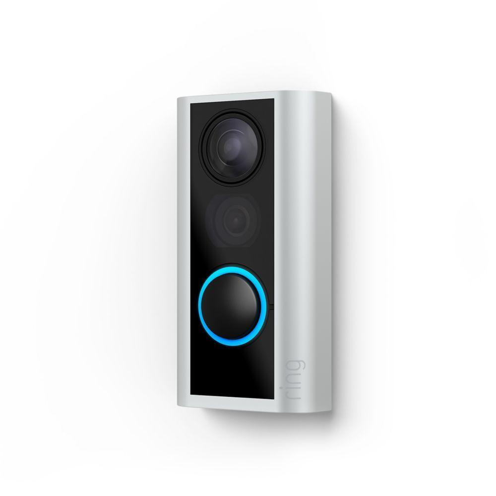 Ring Door View Cam Camera Alexa Enabled Devices Ring Doorbell