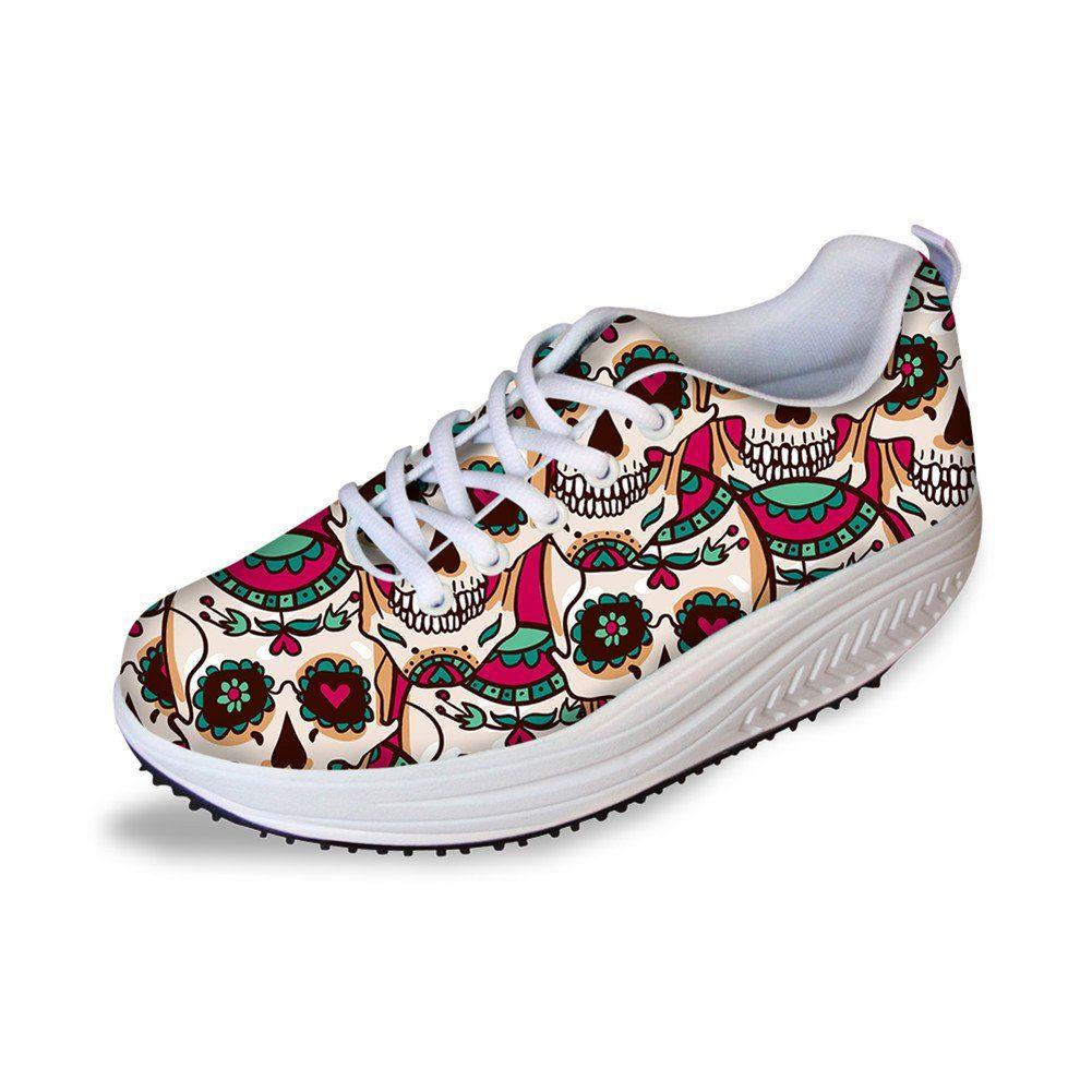 19e12064f4584 Amazon.com | Bigcardesigns Fashion Fitness Walking Sneaker Casual ...
