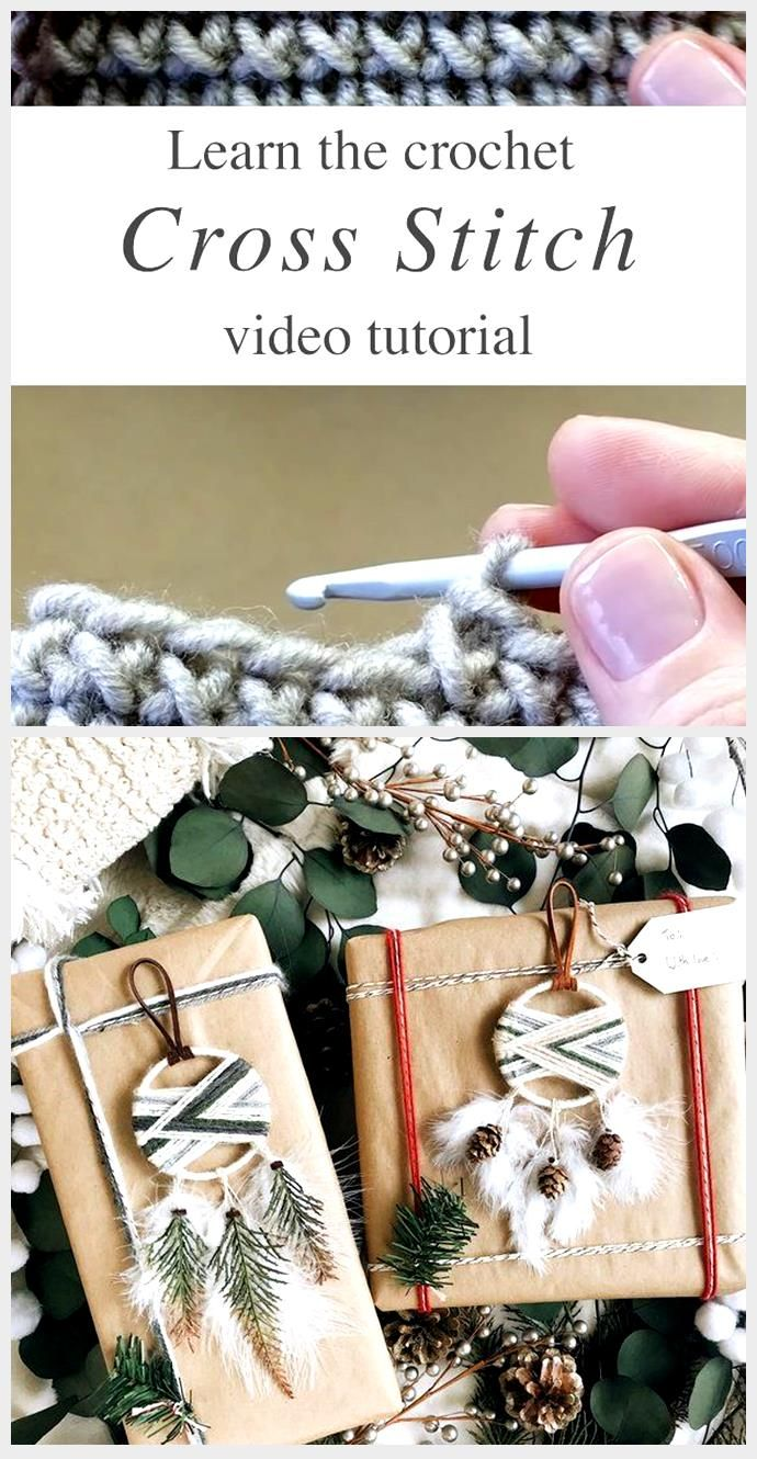 Crochet Cross Stitch You Will Absolutely Love  CrochetBeja Crochet Cross Stitch You Will Absolutely Love  CrochetBeja