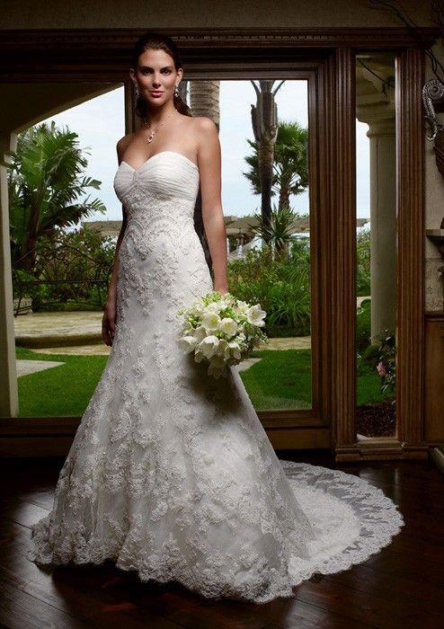 Casablanca Bridal 1914. This is my dress!