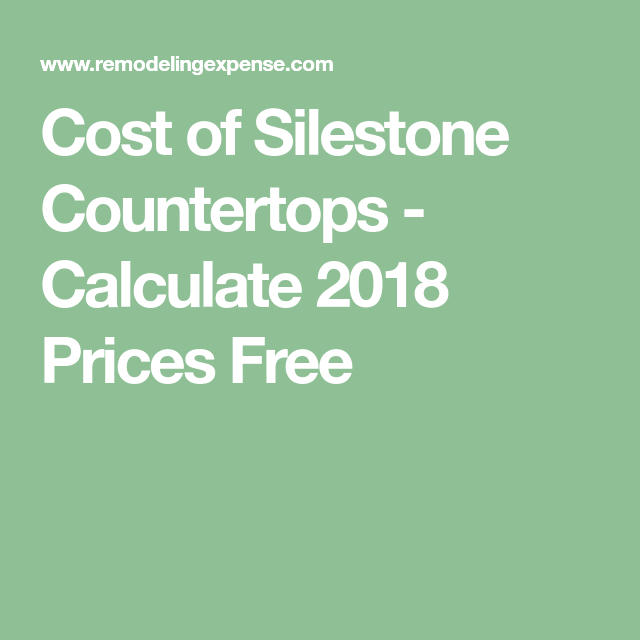 Kitchens · Cost Of Silestone Countertops ...