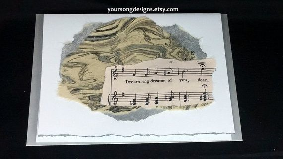 Check out this item in my Etsy shop https://www.etsy.com/listing/242451464/musical-romance-handmade-card-silver-and
