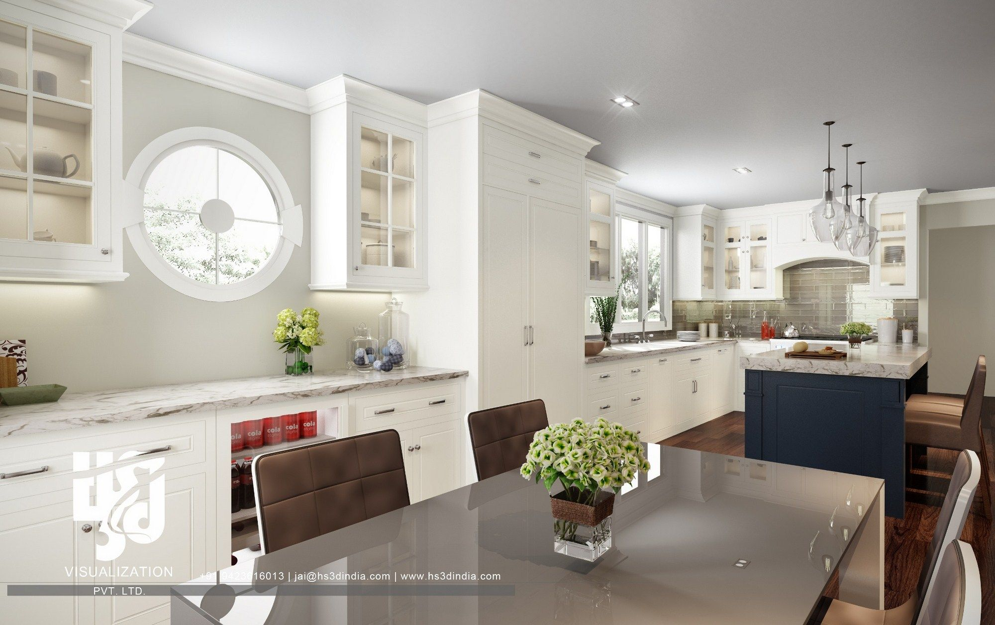 Visualization is expert in architectural rendering walkthrough