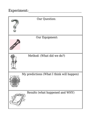 Worksheets Scientific Method Worksheets 5th Grade free scientific method worksheet for kids frugal homeschool science experiment cool early learning work sheets kids