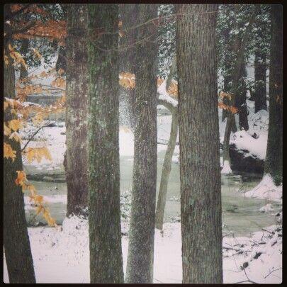Winter Storm Titan - Accokeek, Maryland, US