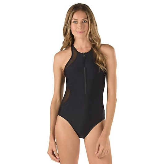 compromiso Precaución chisme  Image for Mesh One Piece - PowerFLEX Eco from Speedo USA | One piece, One  piece swimsuit, Swimwear