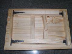 Como hacer mesa plegable mesa plegable cruzado y mesas for Como hacer una mesa redonda de madera