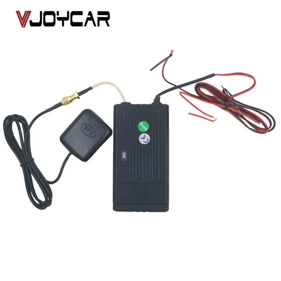 Vjoycar Wcdma G Car Gps Tracker With External Gps Antenna Vibration Motion Sensor Geo Fence Alert