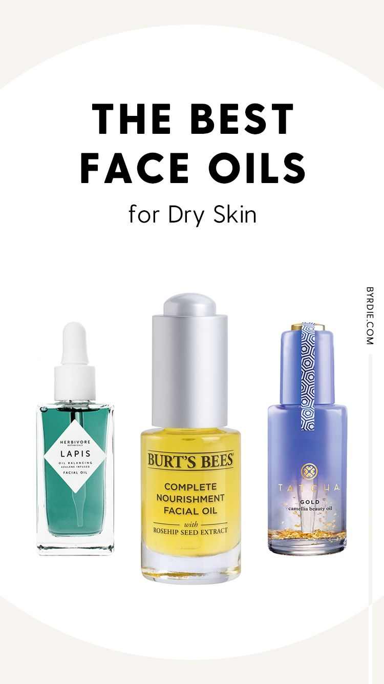 These Glow Inducers Are the Best Face Oils for Dry Skin