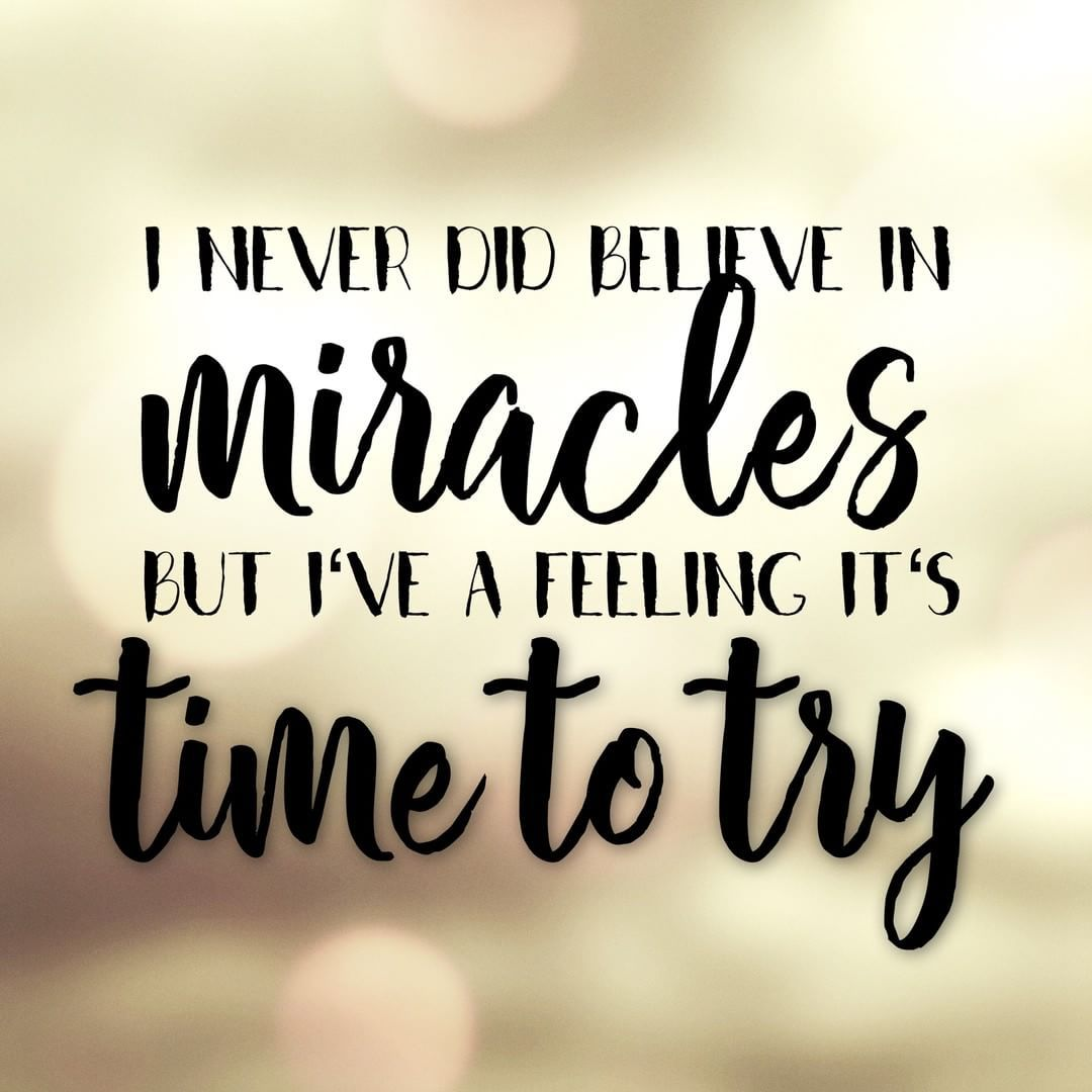 Do you believe in miracles lyrics fleetwood mac