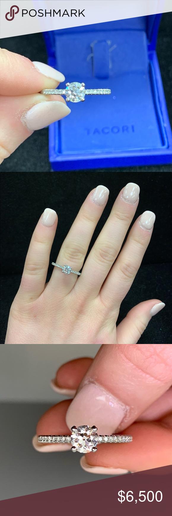 Tacori Engagement Ring In 2020 Tacori Engagement Rings Engagement Rings Tacori Jewelry