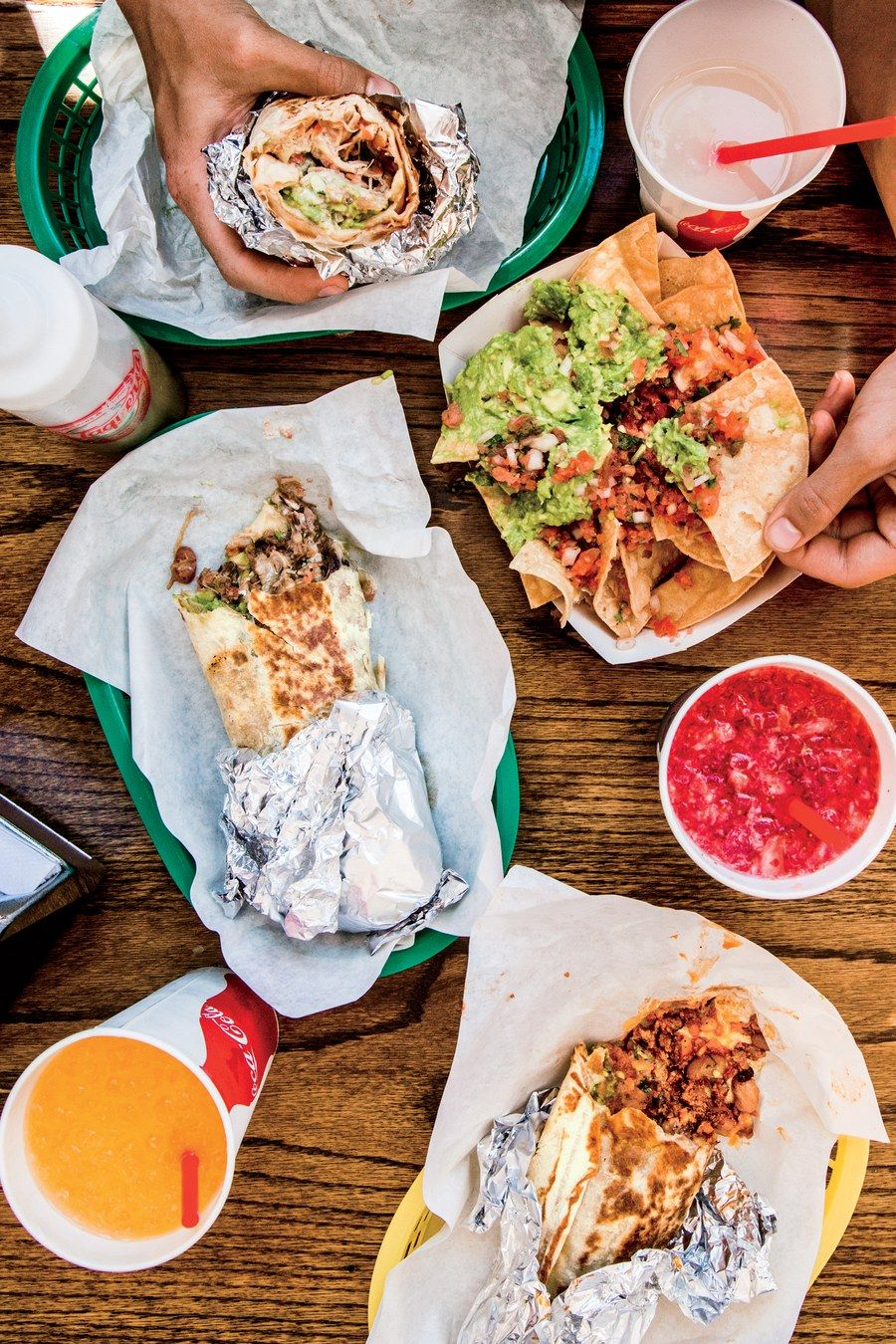 All the places you must eat on your next weekend in san