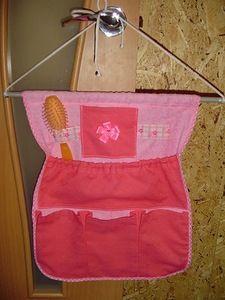 Текстильные мелочи для дома.