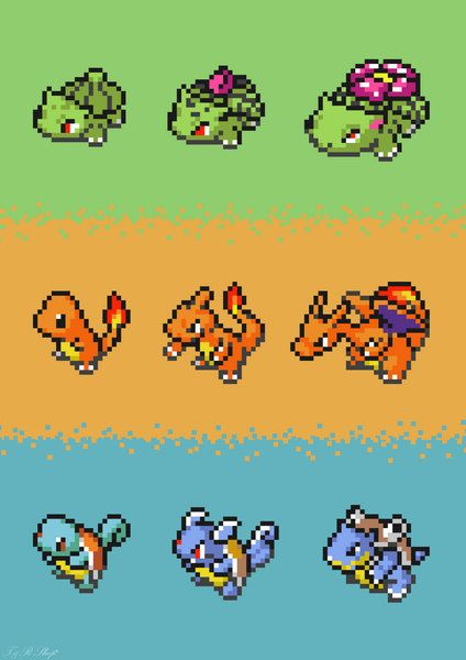 How To Get All 3 Starter Pokemon In Yellow