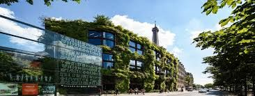 Jean Nouvel and Gilles Clément, Quai Branly, Paris