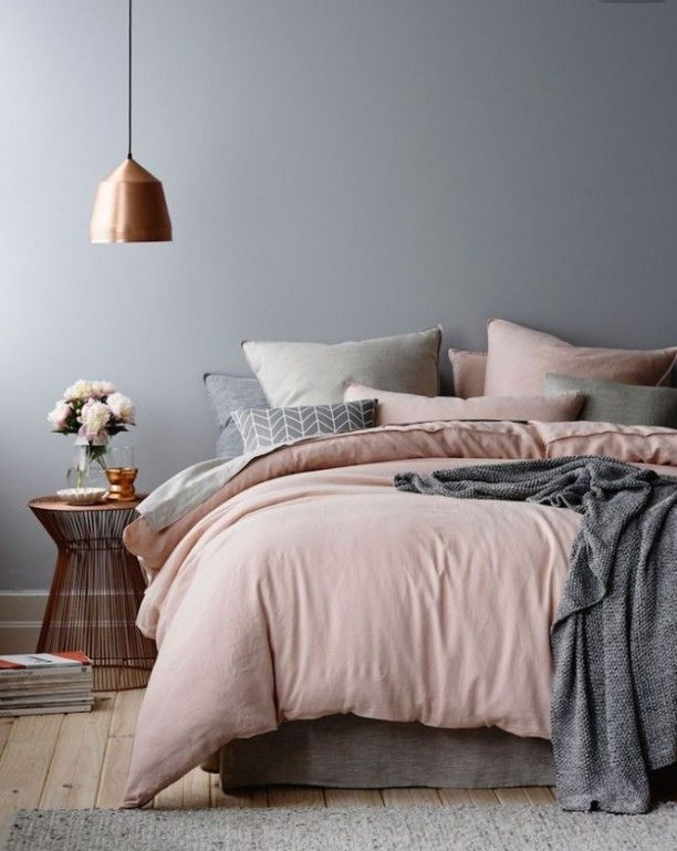 Inspiração: Quarto Dos Sonhos Pastellfarben, Farbpalette, Schlaft Schön, Schlafzimmer  Ideen, Wandfarbe