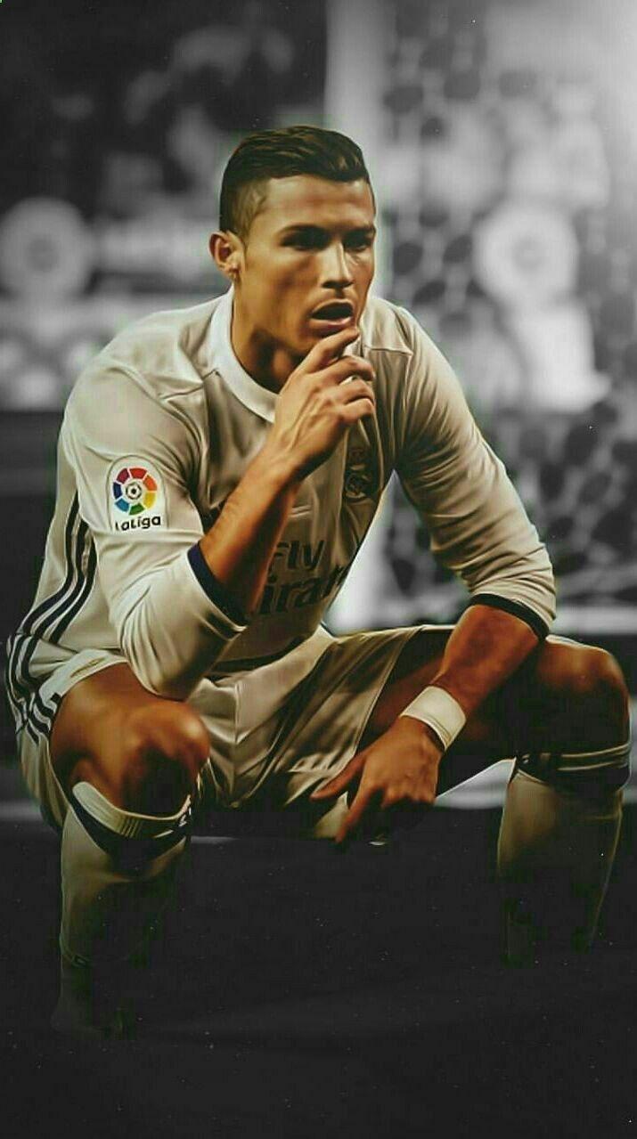 Ya Tiene 5 Balones De Oro Real Madrid Cristiano Ronaldo