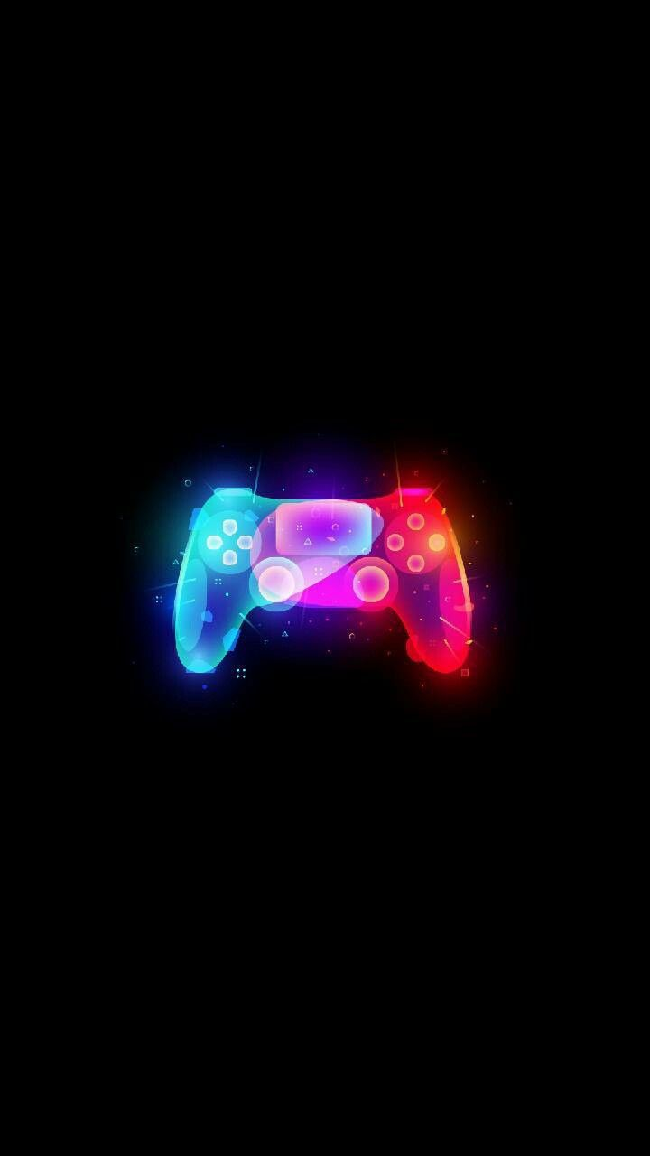 Are You Player Game Wallpaper Iphone Neon Wallpaper Gaming Wallpapers