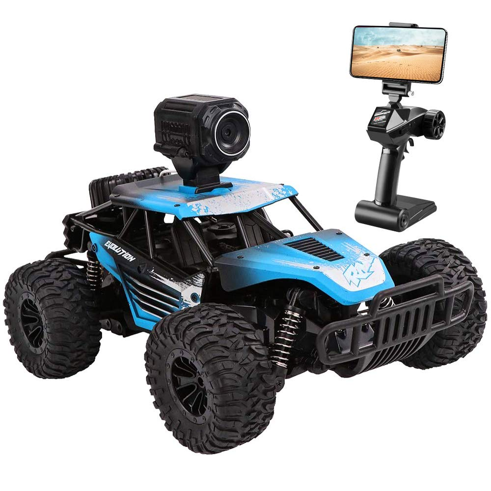 Amazon Com Dexop Rc Cars All Terrain Remote Control High Speed Offroad 2 4ghz 2wd Remote Control Monster Truck Remote Control Cars Rc Cars Rc Cars And Trucks