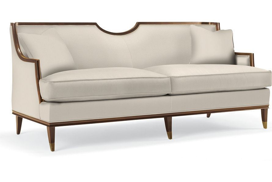 Drexel Heritage Upholstery Sofa Of Logic This