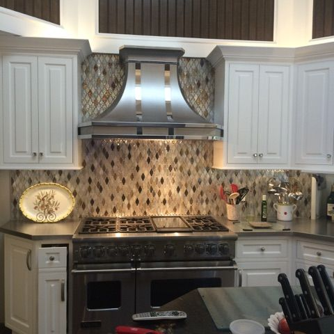 Pin by Stone and Tile Emporium,Inc. on Backsplash Designs ...