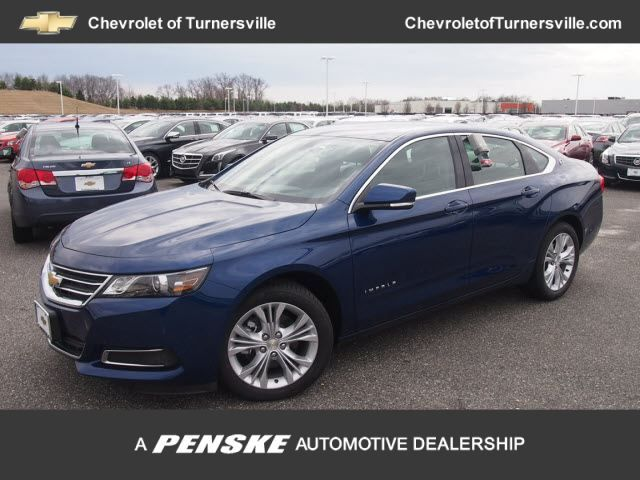 2014 Chevrolet Impala 4dr Sdn LT w/1LT (With images