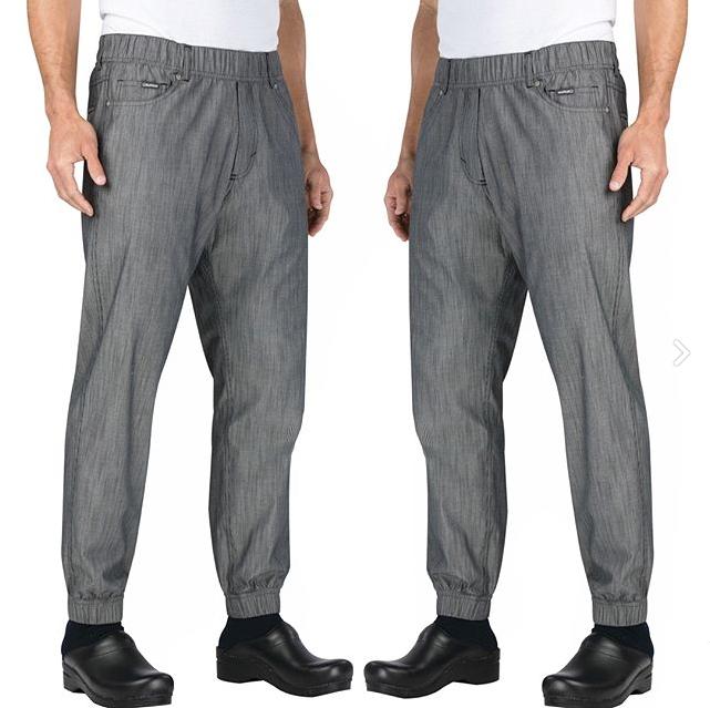shop for original elegant shape hot product Chef Works - Jogger 257 Pants - $32.99 | Chef Works | Pants ...